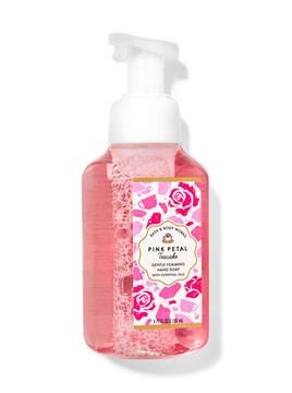 Жидкое мыло для рук BBW Foaming Hand Soap Pink Petal Tea Cake