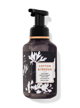 Жидкое мыло для рук BBW Foaming Hand Soap Cotton & Freesia
