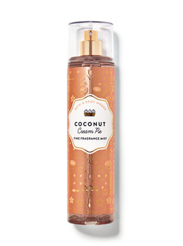Мист для тела Bath and Body Works Coconut Cream Pie