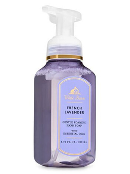 Жидкое мыло для рук BBW Foaming Hand Soap French Lavander