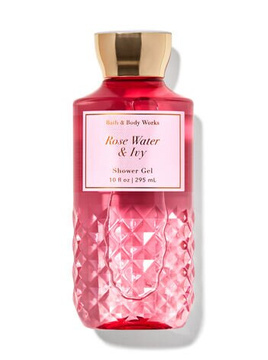 Гель для душа BBW Body Wash & Shower Gel Rose Water & Ivy