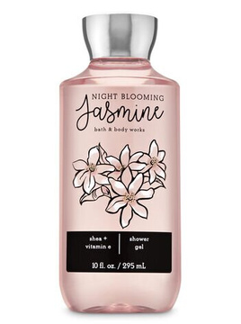 Гель для душа BBW Body Wash & Shower Gel Night Blooming Jasmine